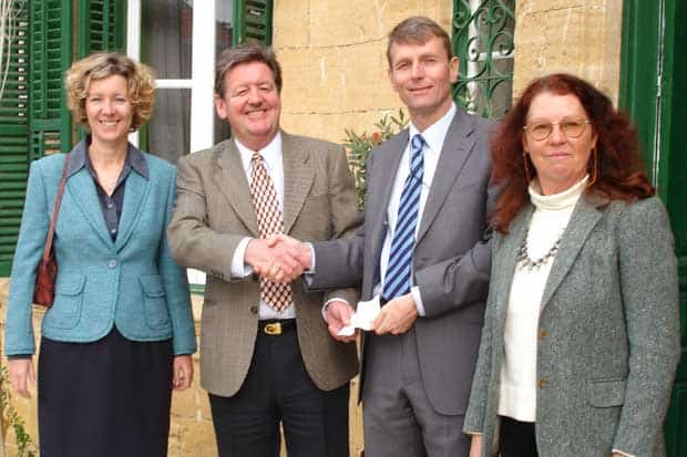 CPAG receiving grant from British High Commission
