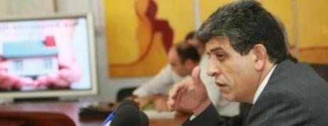 Neoclis Sylikiotis - The Cyprus Interior Minister