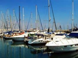 Larnaca marina and port project