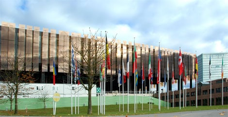 European Court in Brussels