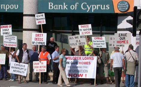 UK to help Cyprus with Title Deed delays