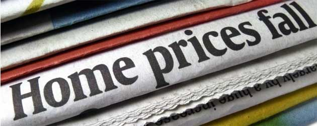 Cyprus home price falls