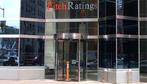 Fitch ratings affirms Cyprus at B+