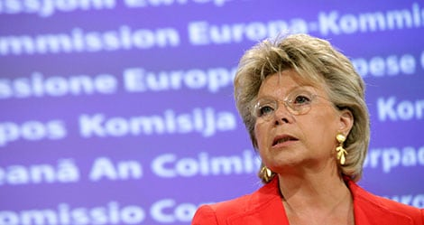 Viviane Reding - Photo: ec.europa.eu