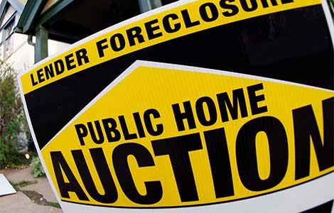 Online property auctions to combat NPLs