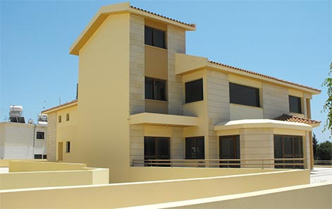 Permits for new homes in Cyprus up 12.5 per cent