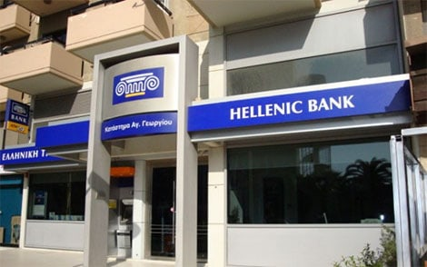 Hellenic Bank sells non-performing loans