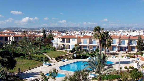 Rise in Cyprus property sales by overseas buyers