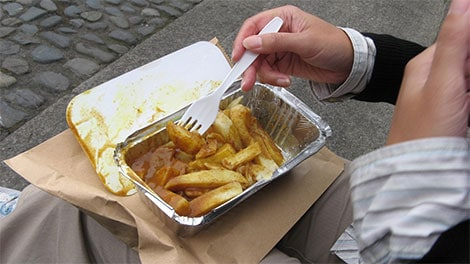 curry chips