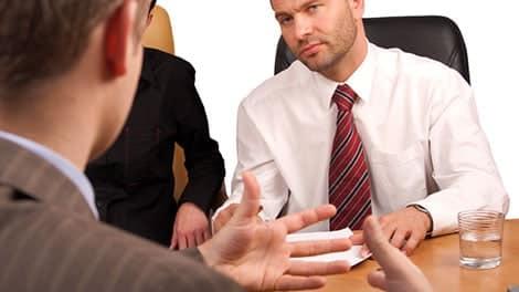Financial dispute mediation