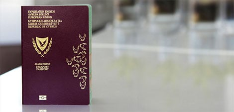 Cypriot passport investment applications falling