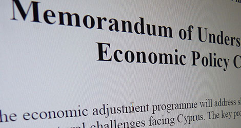 yprus Memorandum of Understanding January 2016
