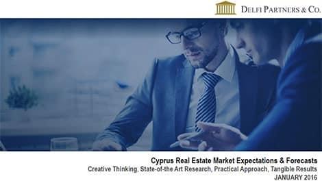 Cyprus real estate 2016 - Delfi & Partners