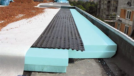 heat-proofing Cyprus roofs