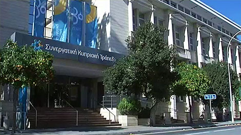 Cyprus cooperative bank investigation