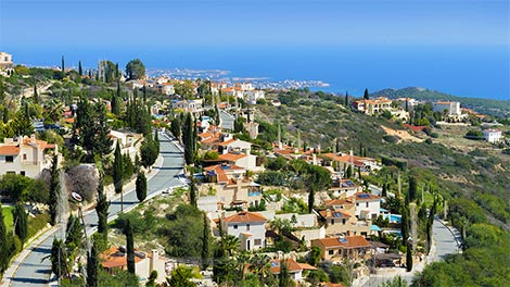 Marginal rise in Cyprus property sales