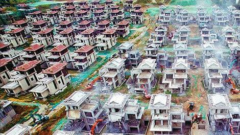 Cyprus banks awash with properties