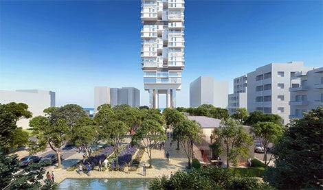 Limassol Aura high-rise development
