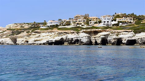 Cyprus property sales at eleven year high