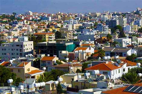 Slight fall in Cyprus property sales