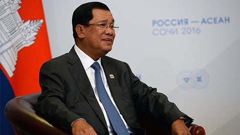 Cambodian investments in Cyprus