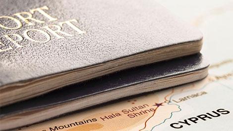 Golden Cyprus passports