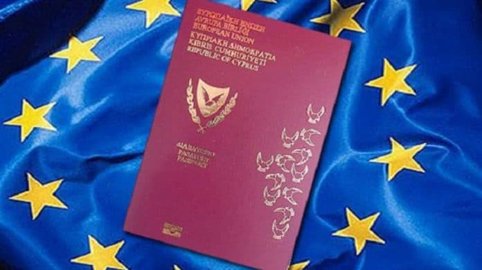 Cyprus golden passport
