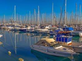 Larnaca Marina and Port