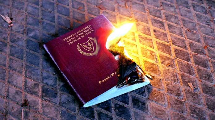 Strip Cypriot citizenship