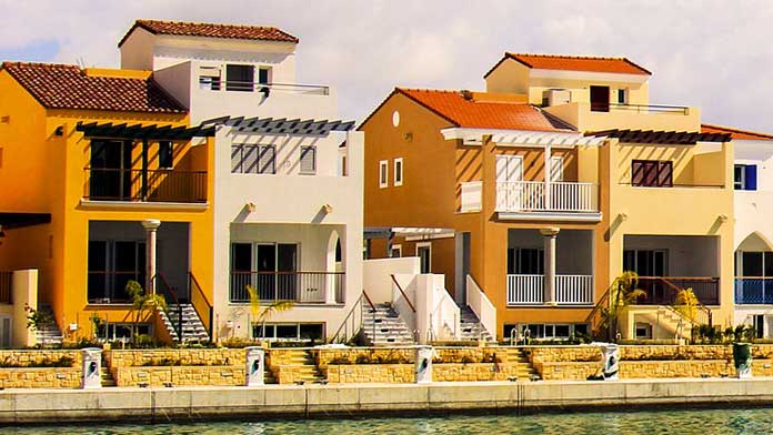 Cyprus new homes in LImassol