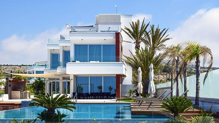Cyprus residential property price index