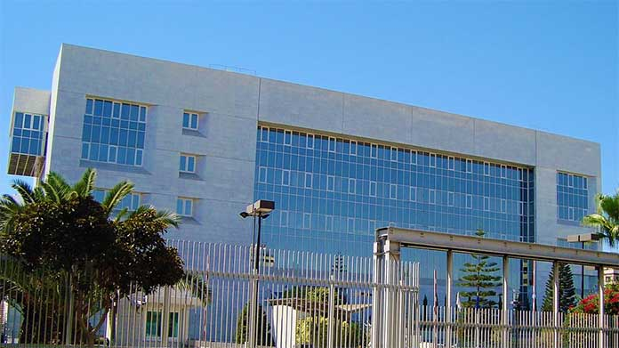 Cyprus Central Bank Building