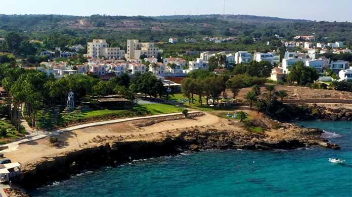 Cyprus property sales April 2021