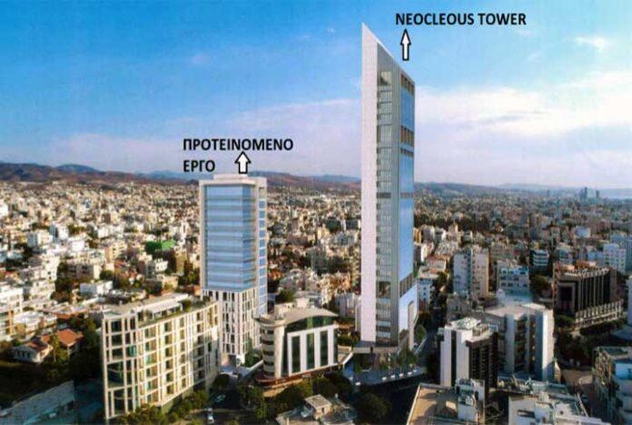 Hi-rise Limassol