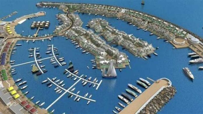 Paphos marina V2