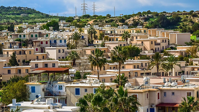 Prices of Cyprus houses stable