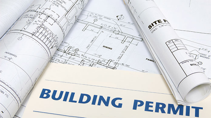 buiding permit for new homes