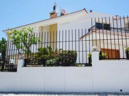 A golden passport villa