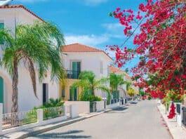 Cyprus house price